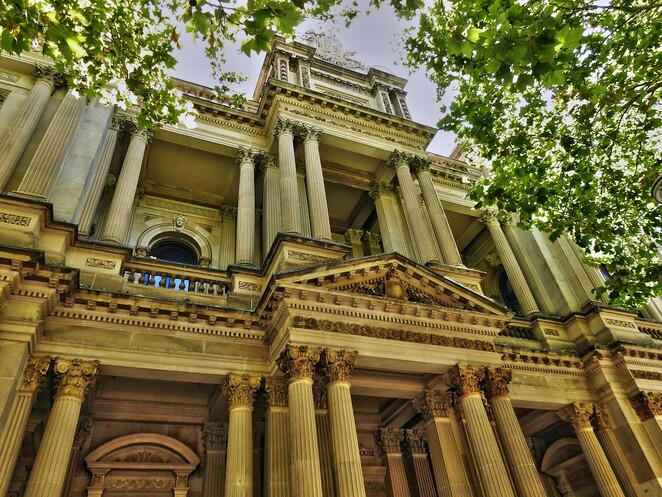 Adelaide, South Australia, bank, heritage, built heritage, anz bank, Edmund Wright House, Edmund Wright, ANZ Building Preservation Trust, south australian history