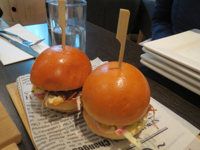 Angus & Co, Duo of Sliders, Adelaide