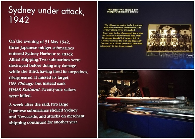 anzac hall, australian war memorial, canberra, ACT, anzac day, exhibitions, planes, world war 1, world war 2, battle of milne bay, torpedos, sydney attack, japanese, midegt submarines, landing place cafe,