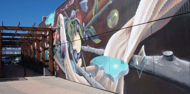 You can also enjoy the Artistic Stanthorpe Walking Trail