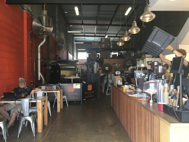 bellissimo coffee, bulimba, cafe, dog friendly, coffee, brunch, breakfast, espresso bar, fortitude valley, new farm park, brisbane, eastern suburbs, southern suburbs, dog treats, free dog treats