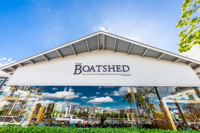Boatshed restaurant, Regatta Hotel, Award-winning restaurant