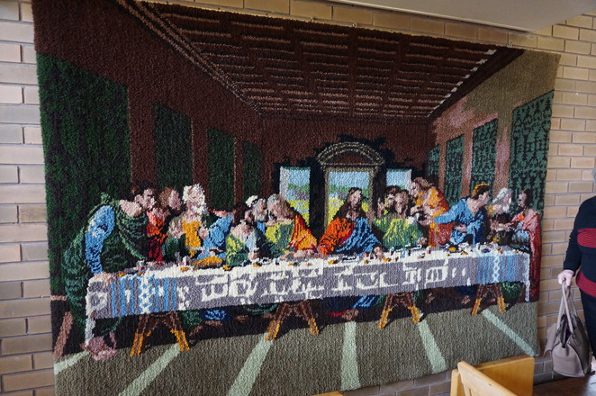boronia road uniting church the last supper