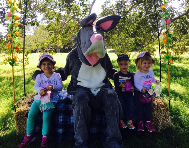 centennial parklands, Easter egg hunt