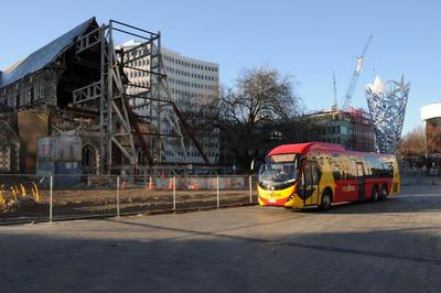 Christchurch Red Zone Bus Tours