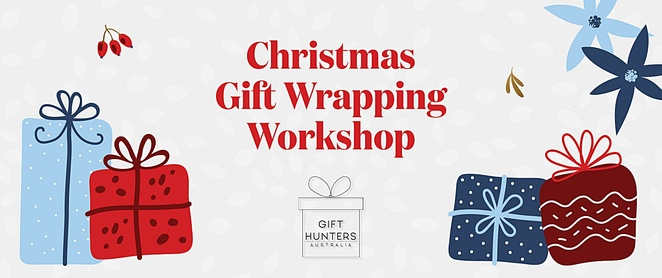 Christmas Gift Wrapping Workshop, Bella Vista Hotel