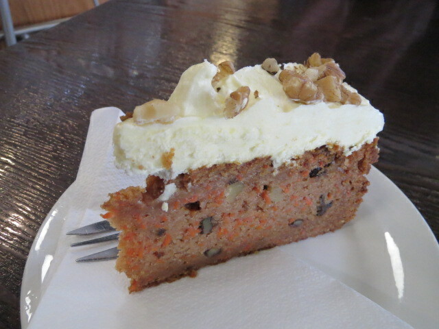 Common Grounds Eatery, Carrot Cake, Adelaide