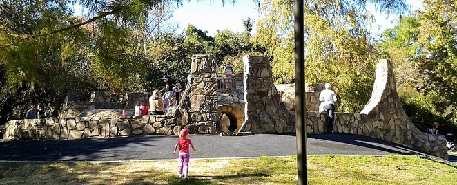 commonwealth park, playground, canberra, ACT, the deck, canberra visitors centre, lake burley griffin,