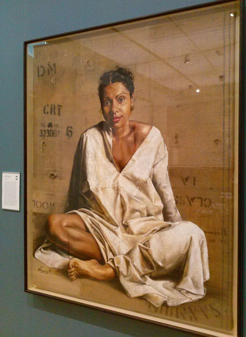 deborah mailman, avert, ploeg, peoples choice, archibald, national portrait gallery, australia, canberra, ACT,