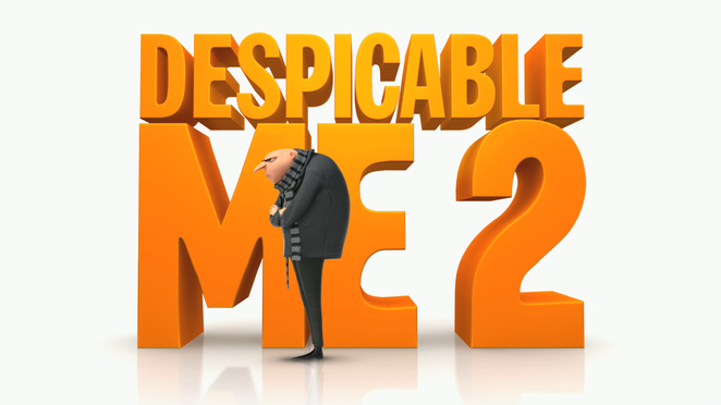despicable me 2, minions, movie, yellow, funny, hilarious, comedy, kids, family, love