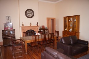 dining room, The Smelters, Accommodation, Wallaroo, foreshore, Office Beach Wallaroo