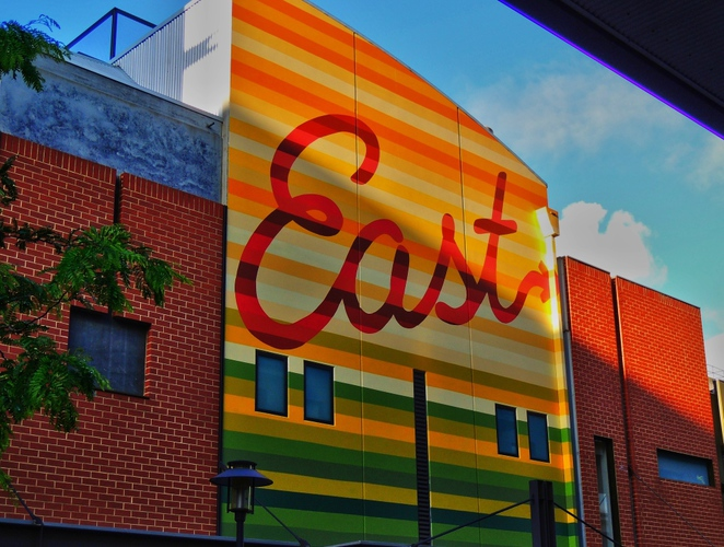 east end, adelaide, summer, fridays, in the east end, burger theory, pop up, food, clothing