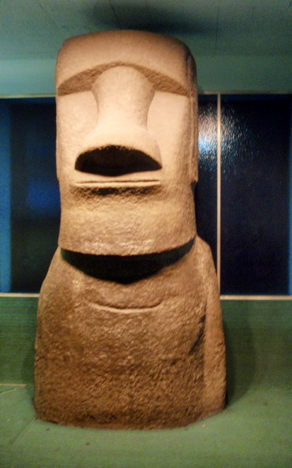Easter Island Statue, Night at the Museum, Museum of Natural History New York, New York Attractions, NEw York Pass, New York City Pass