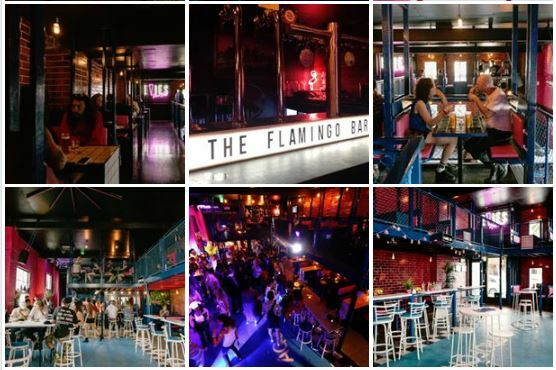 evies,disco,diner,new,hot,melbourne,bar,resturant, nightclub,party