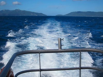 Fantasea Catamaran to Reefworld, Great Barrier Reef, Whitsundays