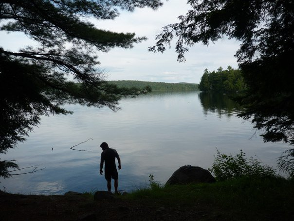fishing, algonquin