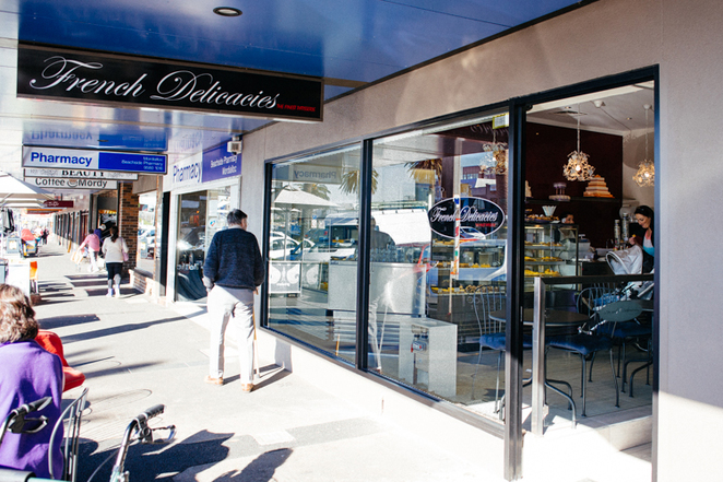 French Delicacies, Mordialloc