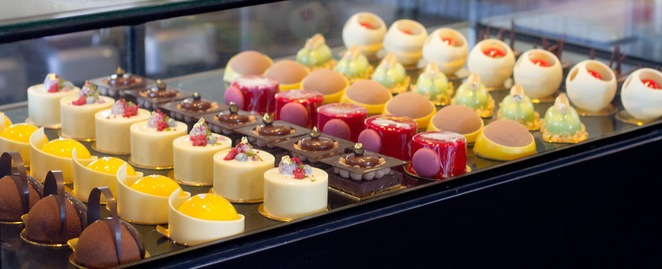 French, Dessert, Relais, Sydney, GMV, Cafe, Patisserie, Got My Vote, The Rocks