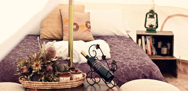 Glamping Parks Victoria