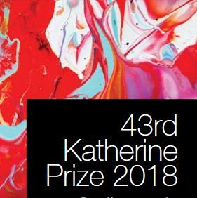 Godinymayin Yijard Rivers Arts & Culture Centre, Katherine, Northern Territory, artwork competition, competition, Youth Award, 43rd Katherine Prize 2018