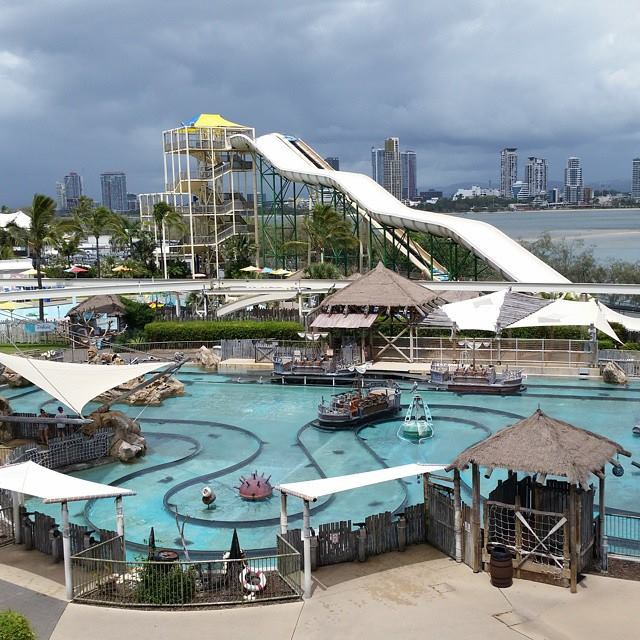 Gold coast theme park
