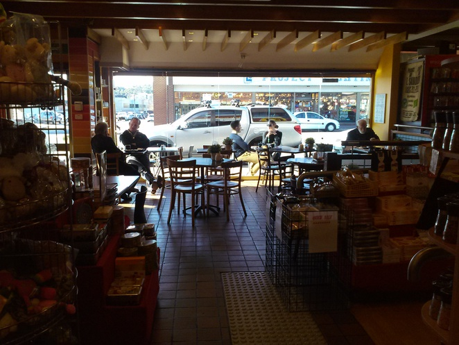 Hansel and Gretal Cafe, Phillip, Woden, ACT.