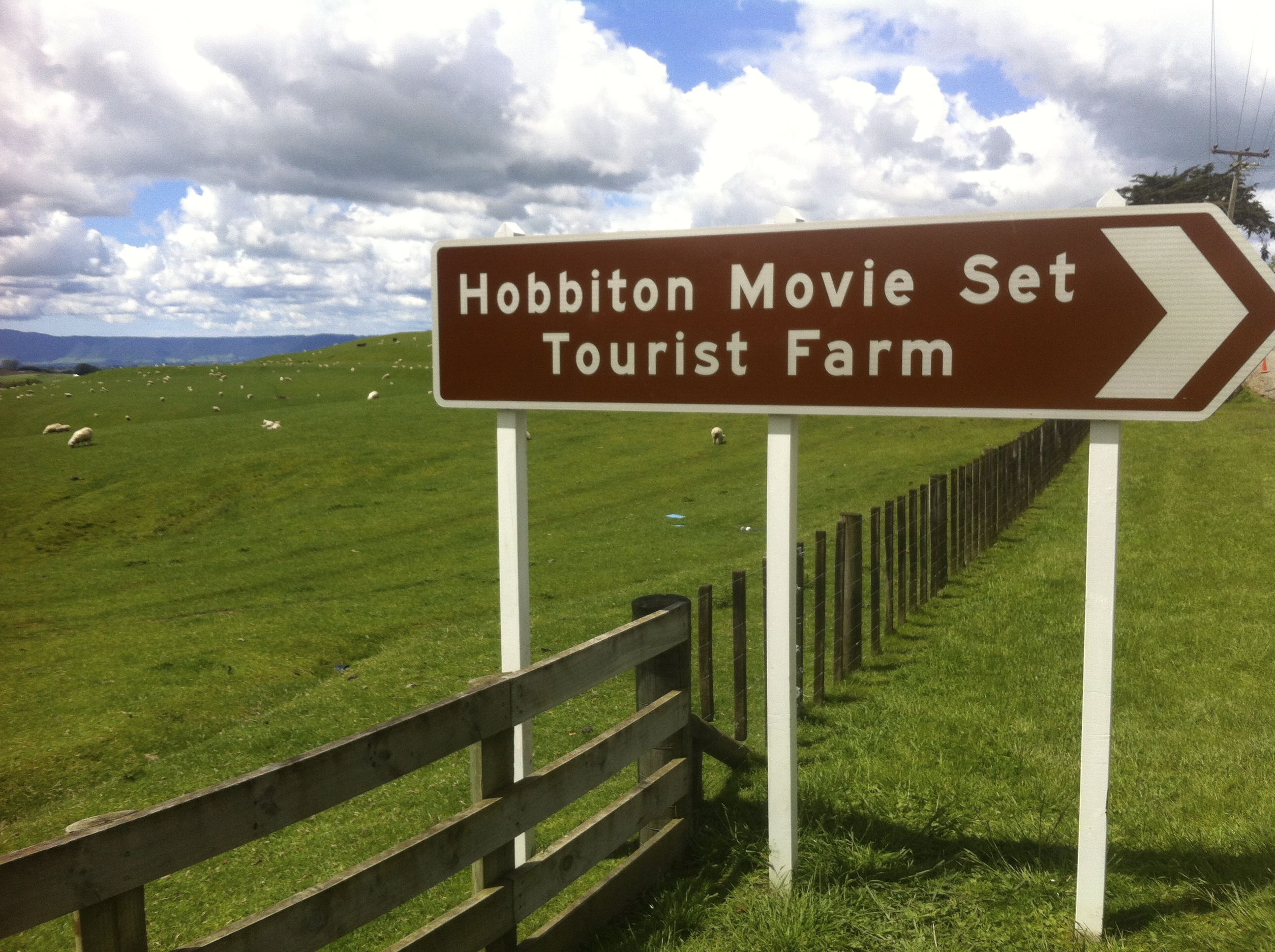 how to get myself to hobbit set in aucland