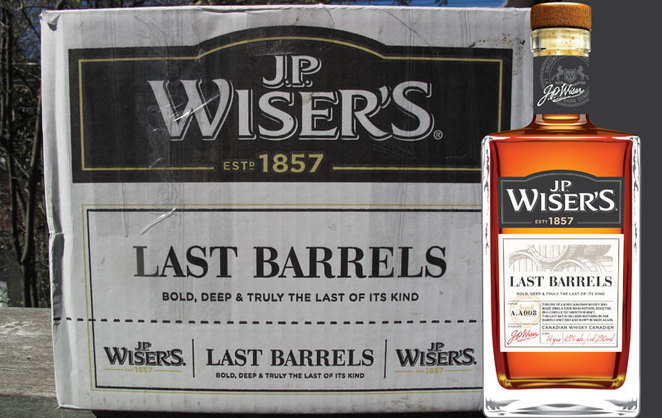 J.P Wisers Whisky