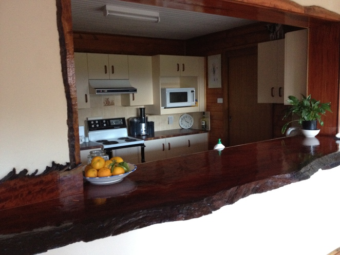 Kitchen, holiday house, jervis bay