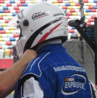 Mario Andretti Racing Experience, Charlotte Motor Speedway, Indy-style race car, race car, drive a race car,
