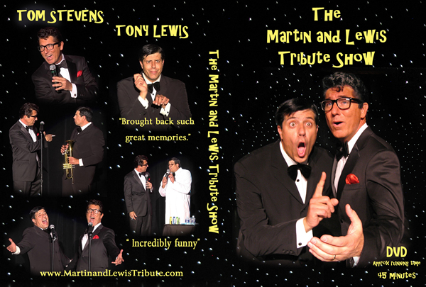 Martin and Lewis Tribute Show The Office Adelaide