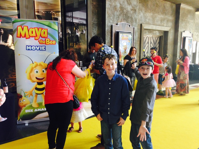 maya the bee movie review