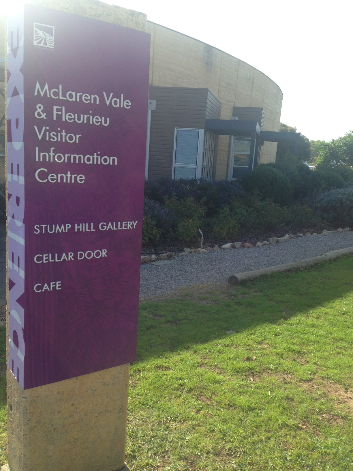 McLaren Vale Visitor Centre  Adelaide  by The wanderer