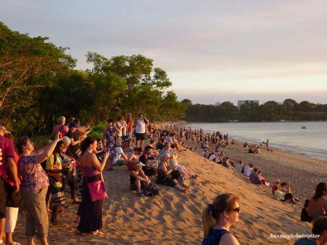Mindil Beach, Markets, Darwin, Sunset