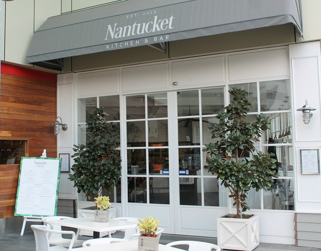 nantucket exterior restaurant indooroopilly cape cod dine
