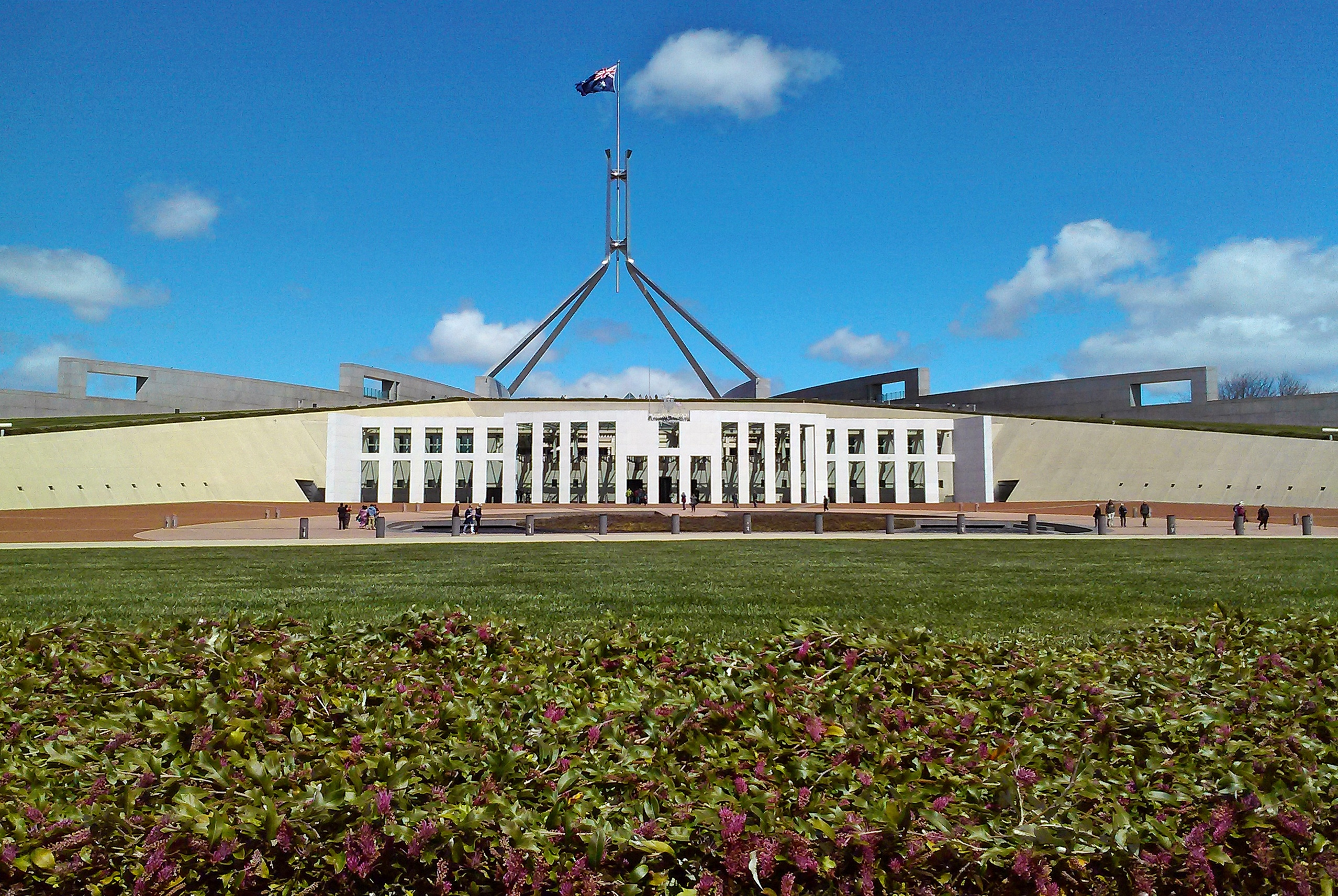 Quick guide 10 highlights of visiting parliament house for How long did it take to build the white house