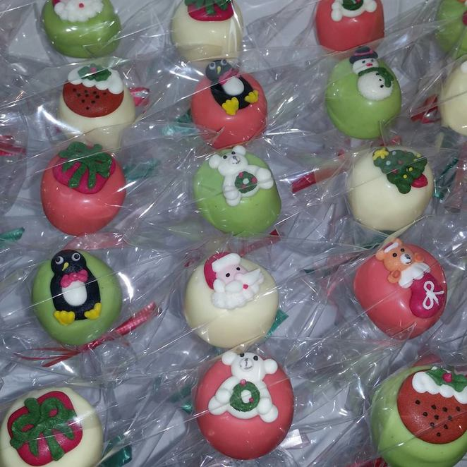 party pops, PartyPops dipped marshmallows