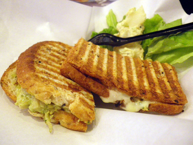 pesto chicken surprise wondermilk citta mall