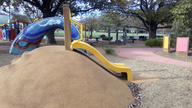 playground equipment, playgrounds in Whitehorse, playgrounds near me, halliday park, mitcham, kids outdoor play
