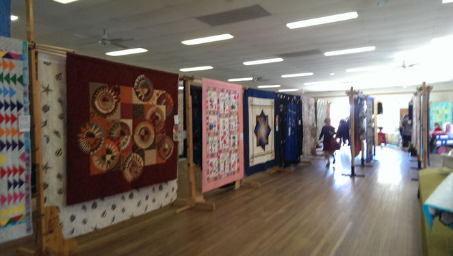 quilt show, patchwork, sewing