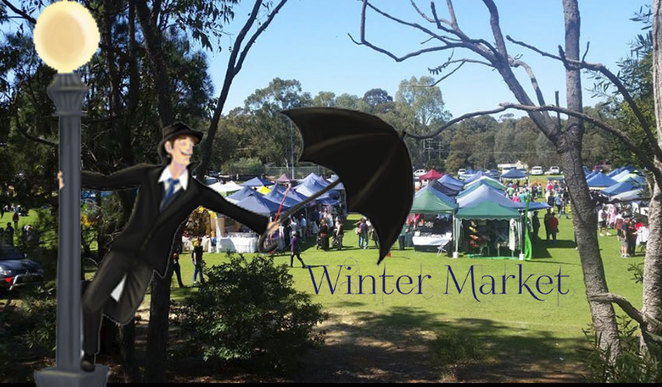 Roleystone Winter Market something to sing about
