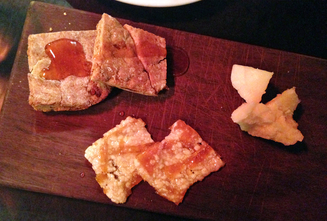 sardinian orange, pecorino, fig, vini