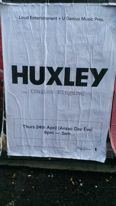 Stagger Lee's Huxley