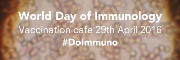 The World Day of Immunology, Vaccination Cafe, Adelaide