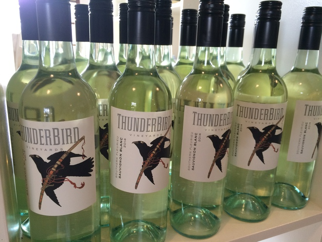 Thunderbird-wines