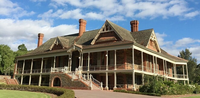 tour, adelaide, urrbrae house, waite campus, history, culture