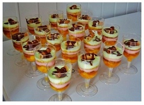 Individual Trifle Desserts
