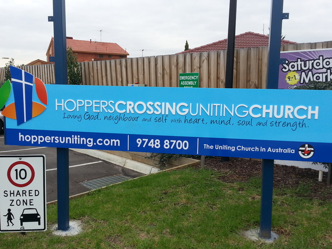 Uniting Church Address