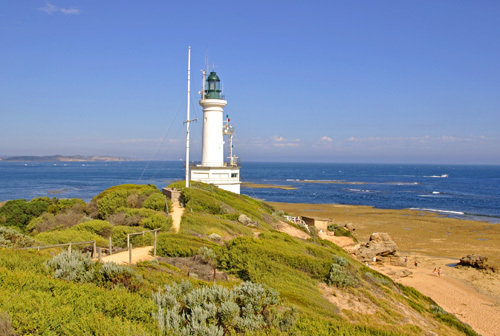 Victoria Point Lonsdale Port Phillip Lighthouse Light Station Beacon Navigation Family Friendly Weekend Getaway