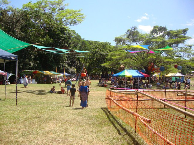 Wallaby Creek Festival, Home Rule Rainforest Lodge, Rossville, Far North Queensland, Queensland Festivals, Folk Festivals, 2014